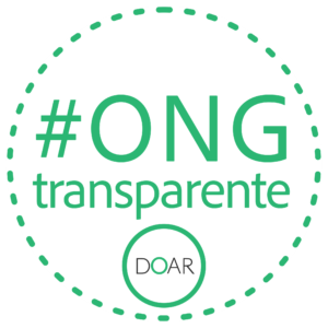 Selo ONG Transparente - Instituto Doar